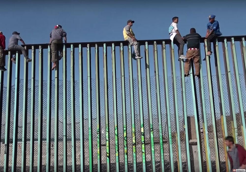 અમેરિકાએ મે-2019માં મેક્સિકો સરહદેથી 1,44,000 ઘૂસણખોરોની અટકાયત કરી